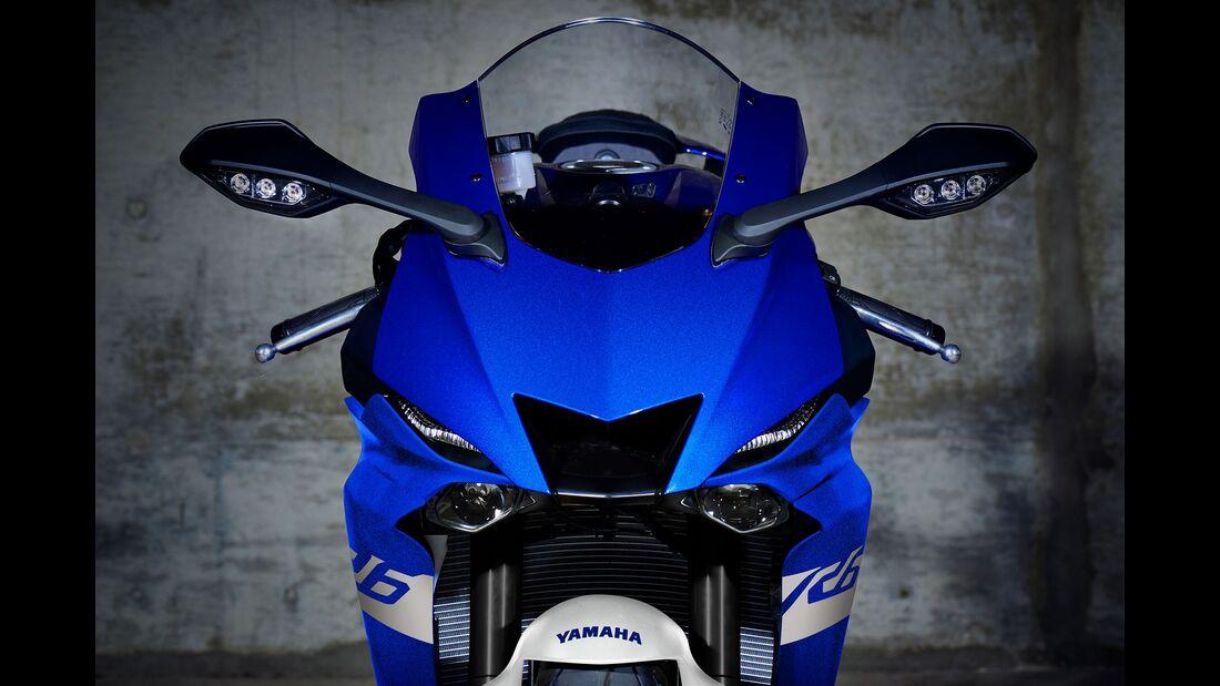 Yamaha YZF-R6 Modelljahr 2020
