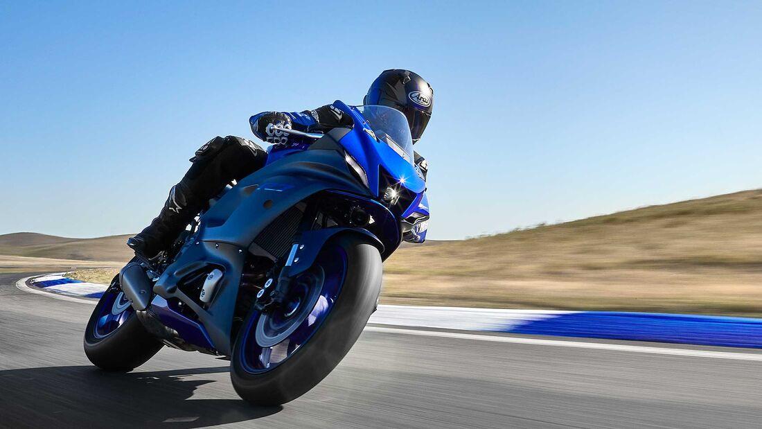 Yamaha YZF R7 2021