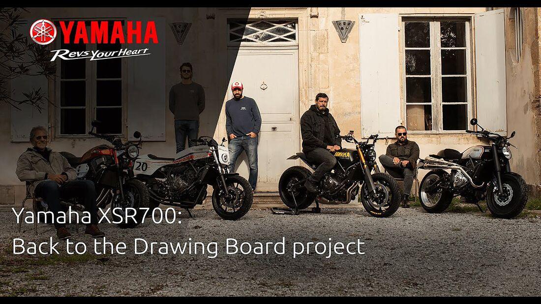 Yamaha Yard Built 2020