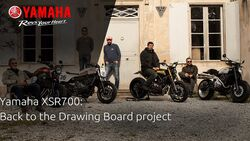 Yamaha Yard Built 2020