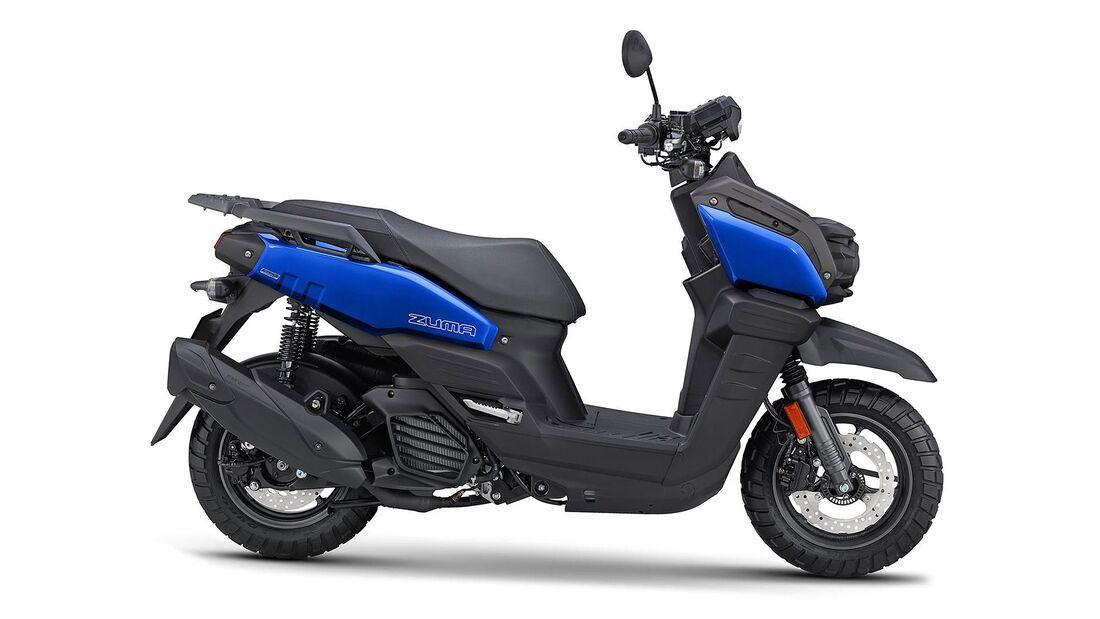 Yamaha Zuma 125