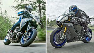 Yamaha im Modelljahr 2020.