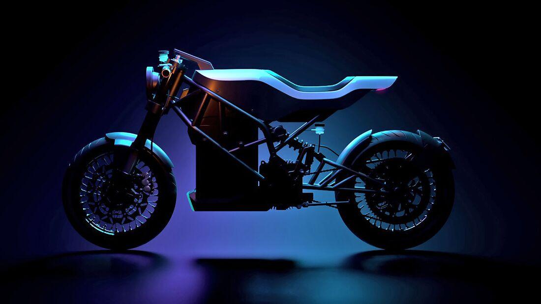 Yatri Motorcycles Project Zero Elektromotorrad