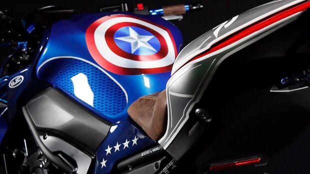 Z 900 Captain America