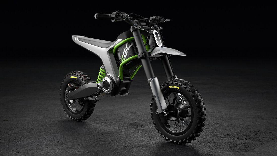 Z56 EGO Dirt Bike von Zukun Plan.