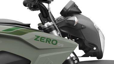 Zero DS Logo Schriftzug