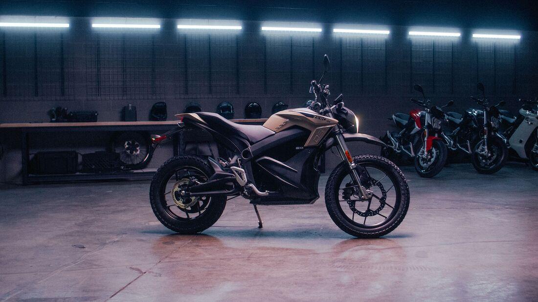 Zero DS Modelljahr 2022