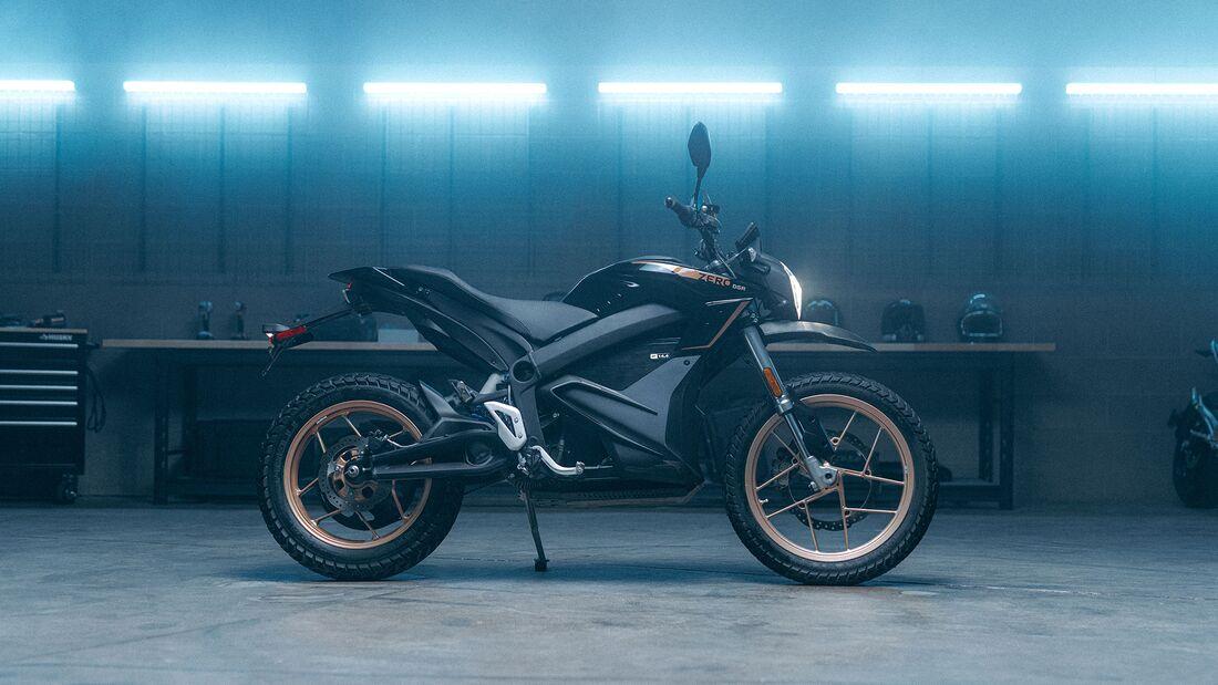 Zero DSR Modelljahr 2022