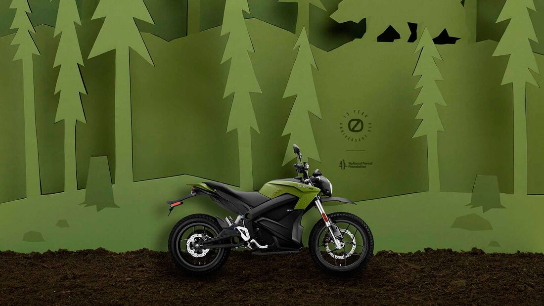 Zero DSR Sondermodell National Forest Foundation