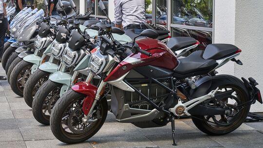 Zero Leser Test Ride 2020