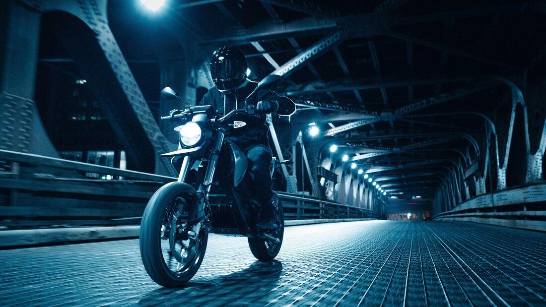 Zero Motorcycles FXE Fahrbericht