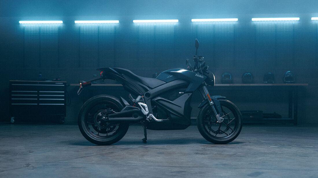 Zero S Modelljahr 2022