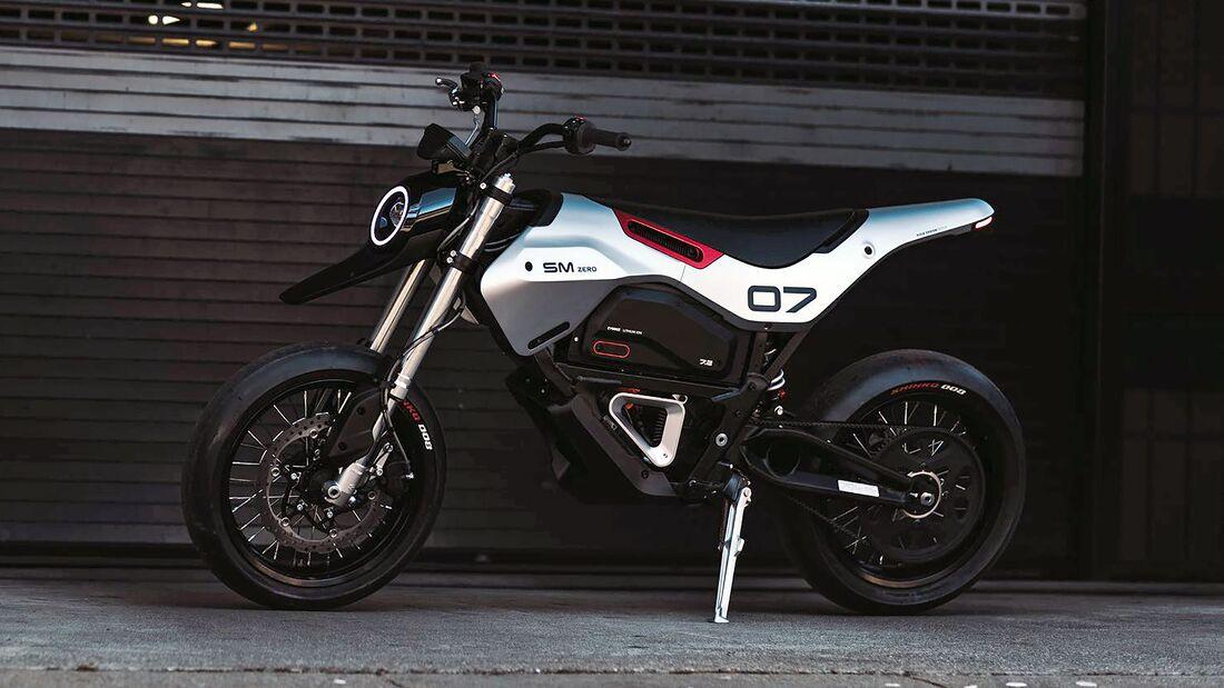 Zero SM Custom Konzept
