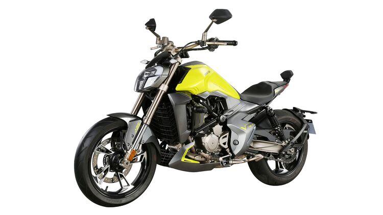 A2 motorrad für große menschen