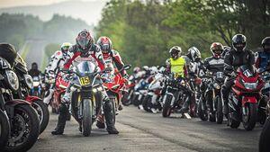 actionteam - Motorradtraining auf der Nordschleife.
