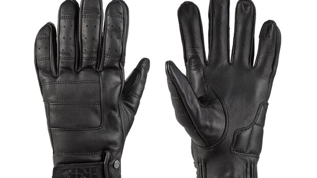 iXS Classic LD Handschuh Cruiser schwarz