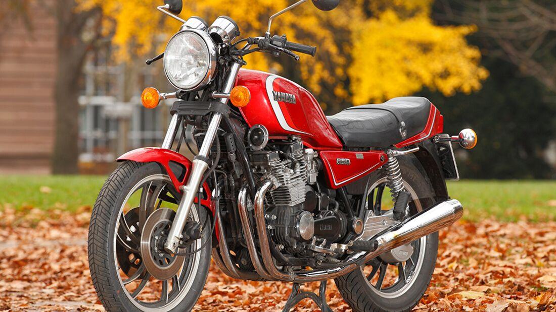 1984 Yamaha XJ 650 - Moto.ZombDrive.COM
