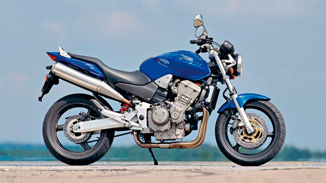 Top-Test Honda Hornet 600   MOTORRADonline.de