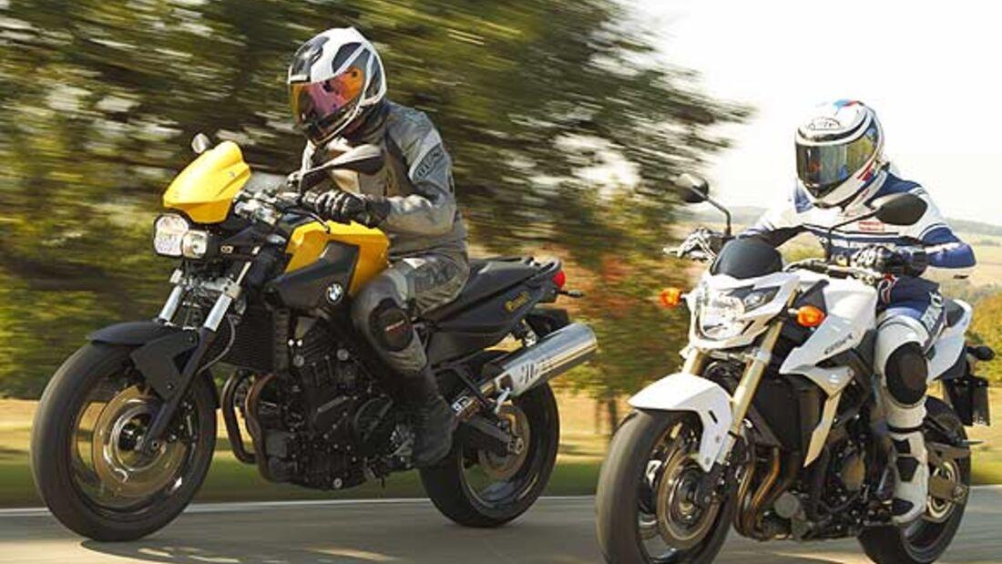 Suzuki GSR 750 Motorcycle for sale