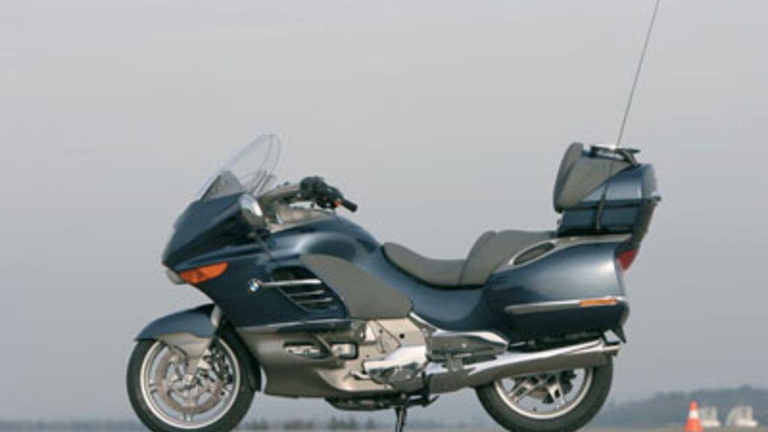 Test Bmw K 1200 Lt Motorradonline De