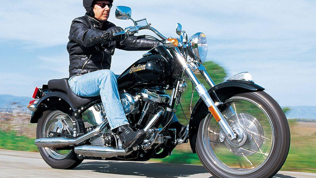 Motorrad Scout De