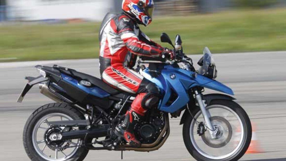 Top Test Bmw F 650 Gs Motorradonline De