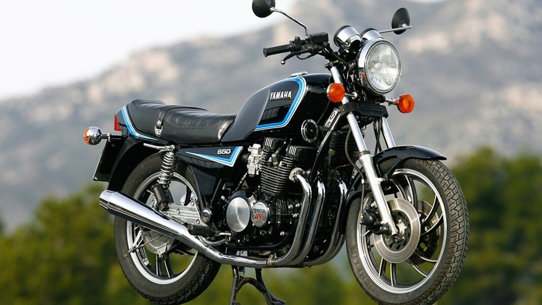 YAMAHA XJ 650 specs - 1980, 1981, 1982, 1983, 1984, 1985