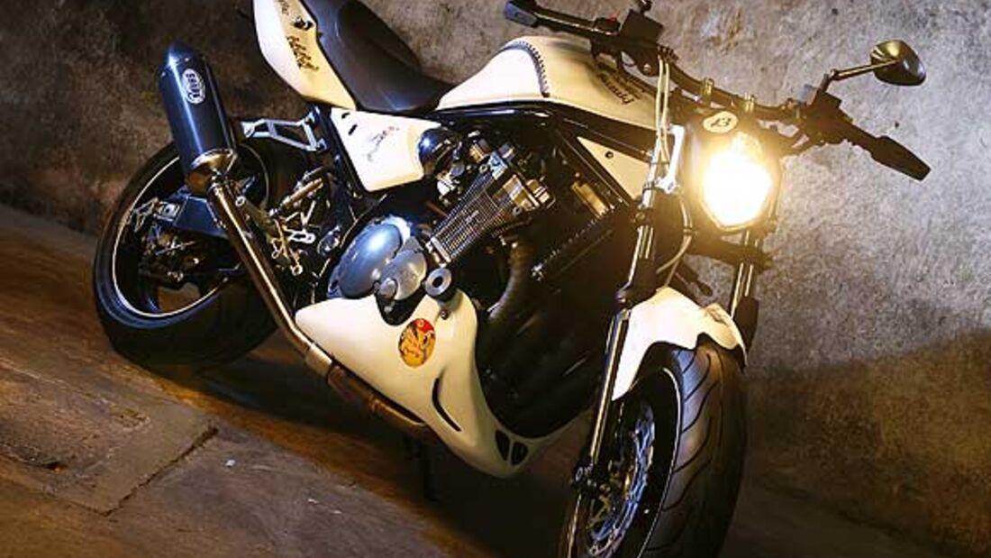MIZU Heckhöherlegung für Yamaha MT 03