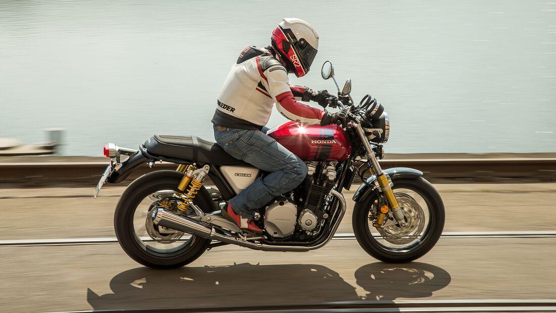 Honda Cb 1100 Rs Im Classic Fahrbericht Motorradonline De
