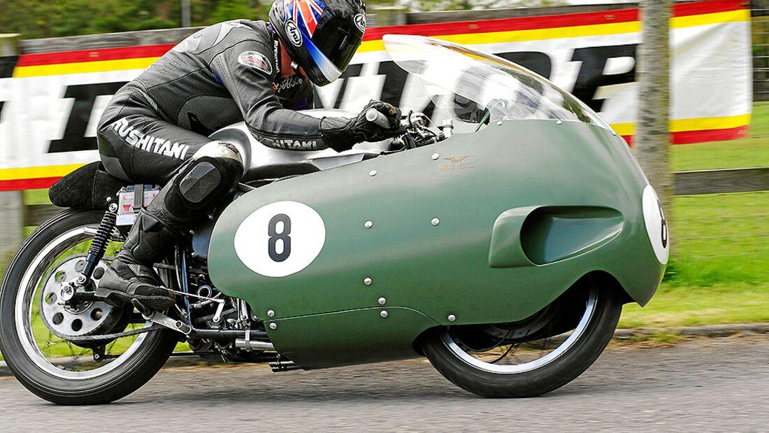 Moto Guzzi 500 V8 Achtzylinder | MOTORRADonline.de