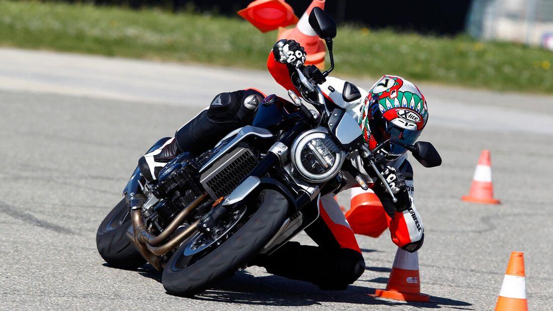 Top-Test Honda Fireblade - MOTORRADonline.de