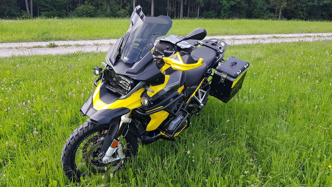 Touratech World Travel Edition BMW R 1200 GS