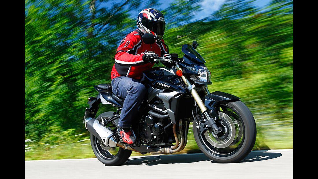 Suzuki GSR 750 gebraucht kaufen   MOTORRADonline.de