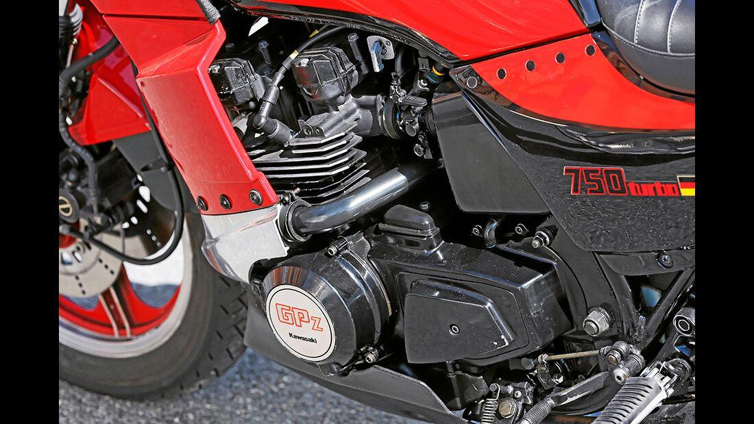 Kawasaki Z 1300 Turbo - MOTORRADonline.de