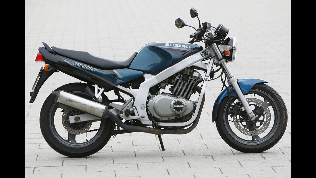 Gebrauchte Motorräder zum Schrauben bis 1000 Euro ...