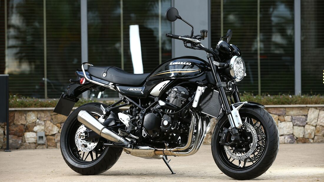2020 Kawasaki Z900 street naked motorcycle launched in