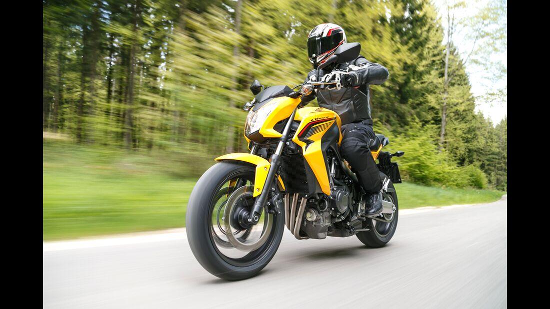 Top-Test Honda CBR 600 F   MOTORRADonline.de