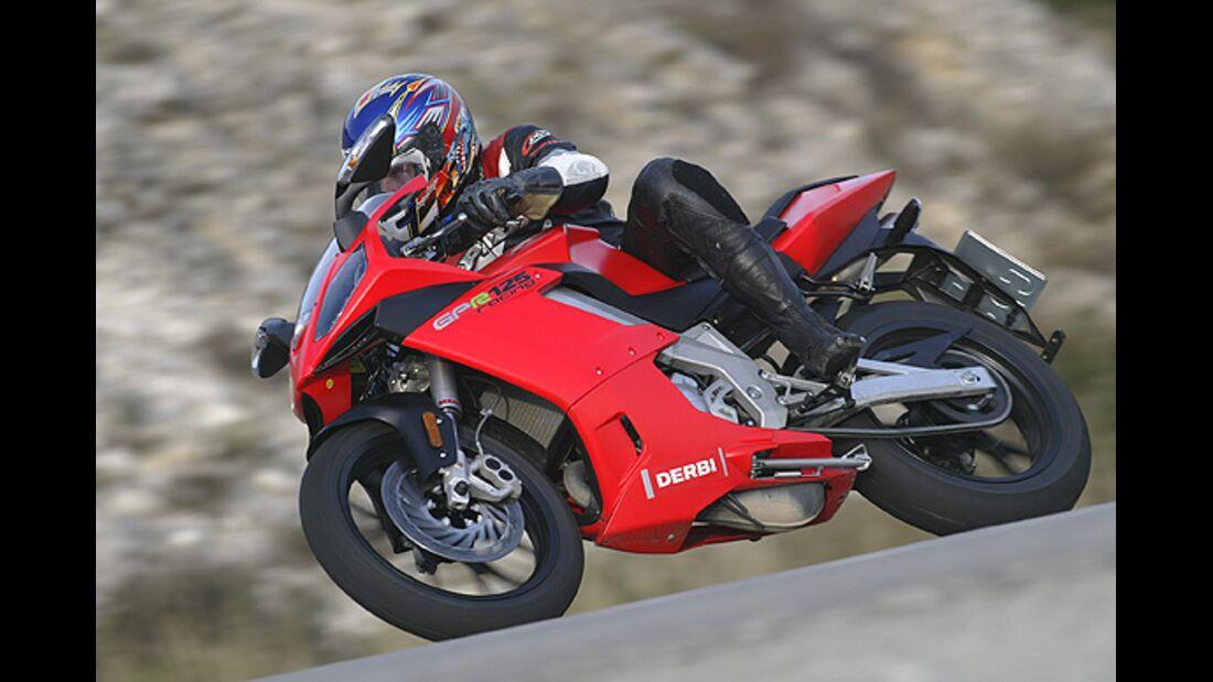Derbi GP 125 Nude 125CC Motorbike Replacement Battery