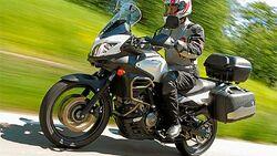 Suzuki V-Strom 650XT Bj 2003 Motorrad Hauptständer SW Motech Ständer NEU