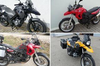 Bmw G 650 Gs Und F 650 Gs Im Vergleich Motorradonline De
