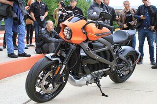 Eisenbahnen Blechspielzeug Blechmodell Harley Gelb-schwarz Da Kunden Zuerst