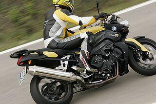 Fahrbericht Bmw K 1200 R Motorradonline De