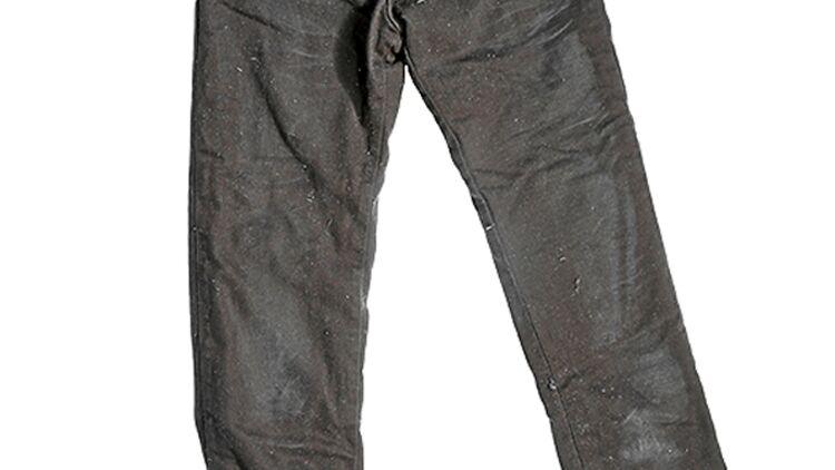 IXS Cassidy 2 voll Aramid verstärkte Freizeit Motorrad Jeans Hose Länge 36