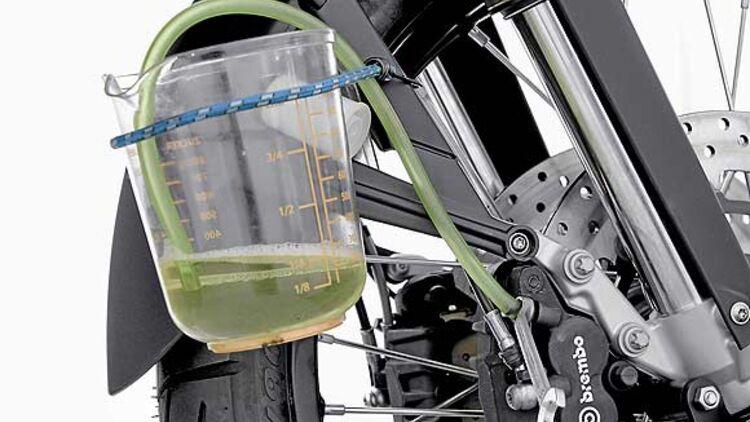 Bremsen Entlüfter alle Motorräder mit und ohne ABS Harley Bremsanlagen