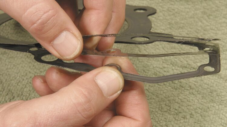 Kopfdichtung O RING Dichtung Zylinder passend für Aprilia RS 125