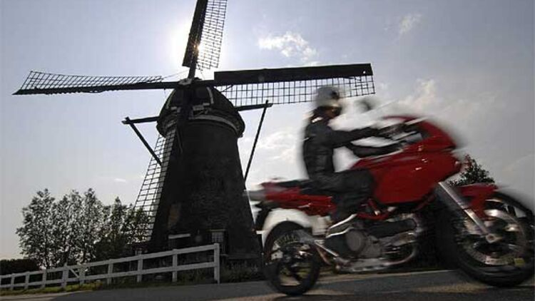kann ich nach holland fahren
