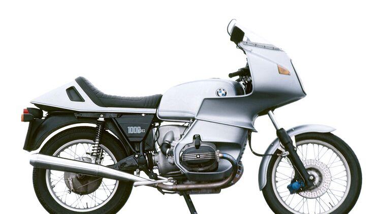 Kultbike Bmw R 100 Rs Motorradonline De