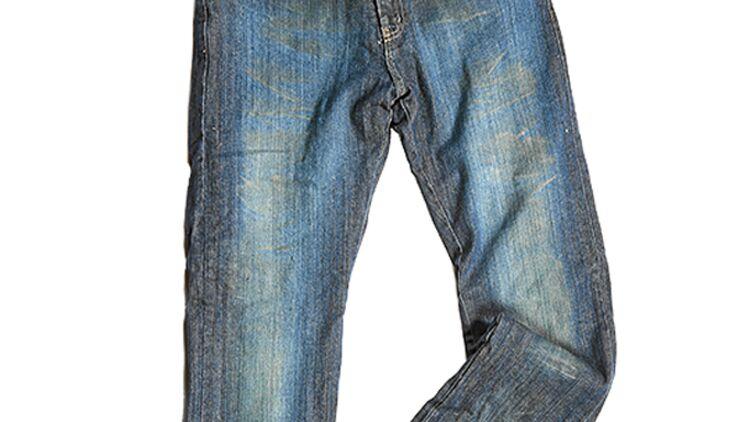 34 Maxler Motorradjeans Herren Kevlar Motorradhose Biker Motorcycle sportlich Jeans Denim Blue
