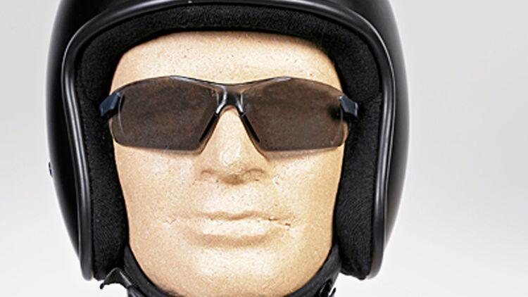 3Pcs Mode Motorrad SPORTS Biker Reiten Brille Gepolstert Lichtecht Sonnenbrille