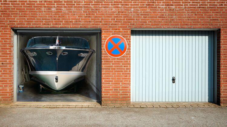 Folie Garagentor Mit 3d Motiv, Style Your Garage Door